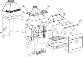 lennox gas fireplace parts part 44 view details home