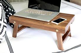 Bed Trays With Legs How To Build A Folding Lap Desk Or Breakfast Tray