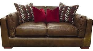 Leather Sofa Fabric Fabric Vs Leather Sofas Adorable Home