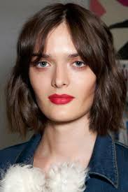 short haircuts for women with thick curly hair 10 low maintenance lob length cuts we love stylecaster