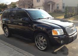 2007 gmc envoy information and photos zombiedrive