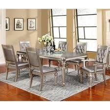 Silver Dining Room Dining Room Smart Black Enchanting Black And Silver Dining Room