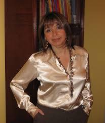 in satin blouses grace grace wearing satin blouse gris flickr