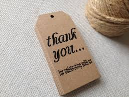 Thank You Tags Wedding Favors Templates by Diy Printable Wedding Favor Tags Jar Tags Wedding