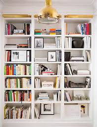 Fez Bookcase Room Ali Cayne U0027s Nyc Townhouse Domino