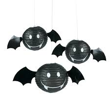 bat paper lanterns orientaltrading com baby showers