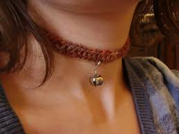 cat collar with removable bell by perianardocyl on deviantart