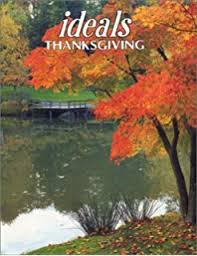 ideals thanksgiving editors 9780824913199 books