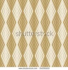 seamless gold colored diamond wallpaper pattern stock vector