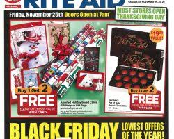rite aid black friday 2017 deals sale ad
