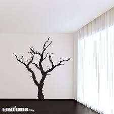 spooky dead tree wall decal sticker spooky dead tree wall decal