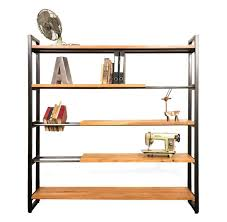 Bookcase Shelf Brackets Bookcase Modern Industrial Bookcase Photos Industrial Modern