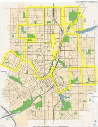 Flint Michigan Map Fall 2015 Fire Hydrant Flushing Maps U2013 City Of Flint