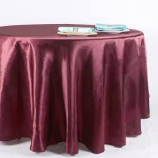 eggplant colored table linens wholesale wedding table linens tablecloths and chair covers your