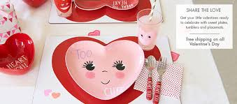 valentines day decor s day decor decorations for kids pottery barn kids