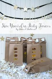 new year goodie bag 7 new year s party favor ideas party favour ideas favors