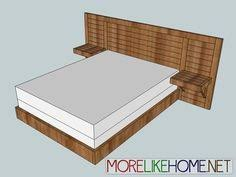 How To Build A Platform Bed Video by Platform Bed With Storage Tutorial Platform Beds Bed Plans And