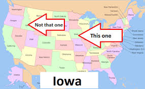 map usa iowa 10 downright memes you ll only get if you re from iowa