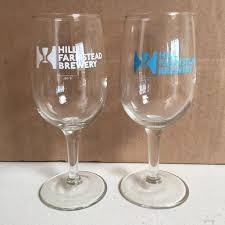 glassware merch iso blue hf taster ft side project wine glass