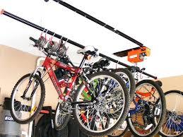 Indoor Storage Ideas Indoor Bike Storage Floaterhoistbike Ideas Diy Rack Garage