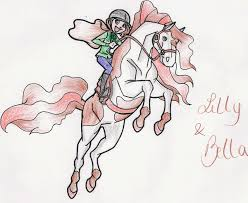 horse rider ocs horseland univers deviantart