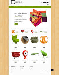 responsive home decor store prestashop theme 44551