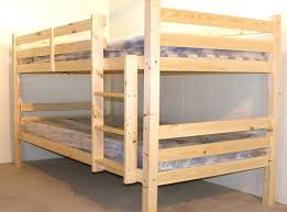 3 Bed Bunk Bed Bunk Bed Frame Hoodsie Co