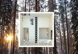 tree hotel sweden treehotel a hotel with rooms in the trees in a forest in harads