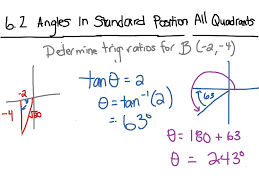 showme sketch angle in standard position