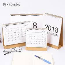 bureau muji muji style simple calendrier de bureau 2017 2018 rainlendar