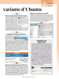 ubuntu bureau virtuel pressreader 01net 2017 09 20 adoptez la bonne variante d ubuntu