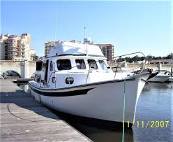 grand banks boats for sale yachtworld 1985 rosborough rf 35 atlantic trawler power boat for sale www
