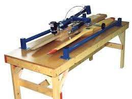 wood sculpting machine gemini propeller duplicator custom carve your own airplane