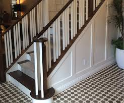 How To Refinish A Banister Stair Railing Remodels Custom Woodworking Fireplace Mantels