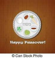 pesach plate passover dinner seder pesach table with passover plate and