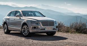 bentley suv 2016 the bentley bentayga is an suv worthy of royalty sharp magazine