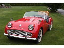 1962 triumph tr3a for sale classiccars com cc 871212
