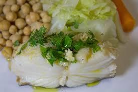 cuisiner la morue pavés de morue cuits à l eau et leurs légumes line lisbonne et cie