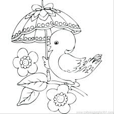 large umbrella coloring page beach umbrella coloring page umbrella coloring pages chick with