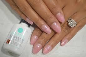 tutorial asp lightless gel nails application youtube
