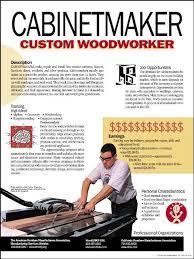 Cabinet Maker Job Description by Cabinet Maker Career Information Centerfordemocracy Org