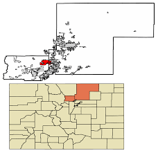 Longmont Colorado Map by Longmont Colorado Wikipedia