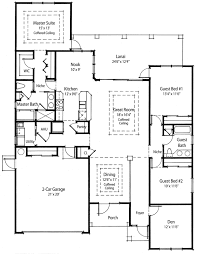 floor plans with great rooms plan 33009zr zero ready home 13 amazing house plans with front