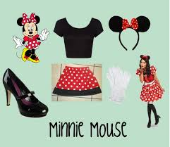 Halloween Costume Minnie Mouse 172 Minnie Mouse Costumes Images Disney