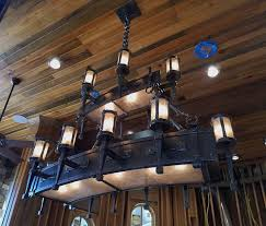 Forged Chandeliers 26 Best Forge Lighting Ironton Forge Images On Pinterest