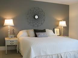 painted headboard master bedroom with painted wall headboard eclectic bedroom