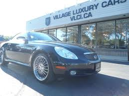 lexus canada used cars toronto 2003 lexus sc430 in review village luxury cars toronto youtube