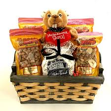 nuts gift basket nuts about you gift basket