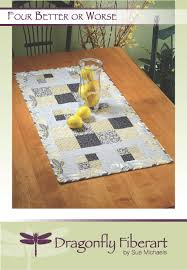 table runner or placemats table runner placemat pattern cards