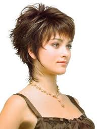 what does a short shag hairstyle look like on a women nice short shag hairstyles 62 inspiration with short shag